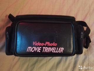 Универсальные Сумки кофр JVC Video-foto movie traveller.