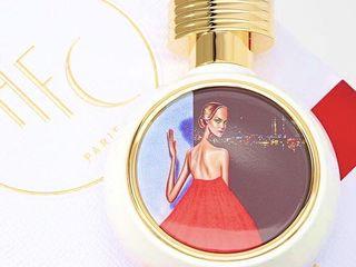 Невероятно красивый,женственный,роскошный,чувственный парфюм HFC Lady in Red(оригинал)