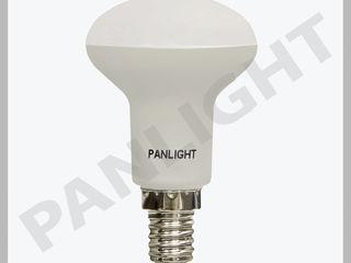 Becuri LED R50, bec cu LED, Panlight, iluminarea cu LED in Moldova, iluminat cu LED