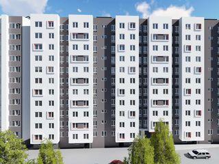 """Apartament cu 3 odăi cu euroreparaţie în Complexul Rezidenţial """"My Life"""""""