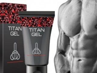 Titan Gel настоящий мужской крем. Хит продаж СНГ! Конфиденциально