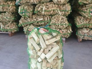 Lemn de foc din productie (дрова) cu livrare