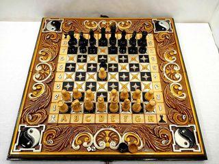 В наличие нарды резные шахматы картина*Инь Янь*эксклюзив