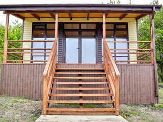 Построим небольшой дом с видом на город. Строим дома из СИП панелей.