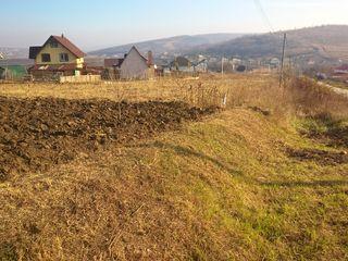 Vînzare teren pentru construcții la preț bun! 7500€ com. Bacioi!