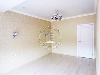 Apartament cu 2 camere, 69 m2, Bloc nou, Euroreparatie, Etaj 2/5.