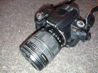 Продам фотоаппарат SONY A290