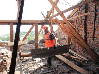 Repararea acoperisurilor, de orice tip calitativ.!