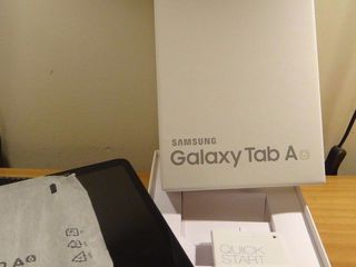 "Samsung Tab A6 SM-T585 + 3G/4G/LTE [10.1"" 16Gb Black] - Новый Запечатаный в коробке!"