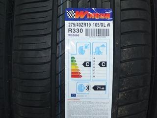 245/45  275/40  R19   Winrun R330
