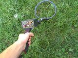 металлоискатель, detector de metale