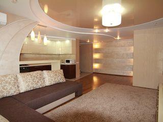Apartament cu 3 odai , casa noua ,  550 euro, mai sus de ambasada Rusiei