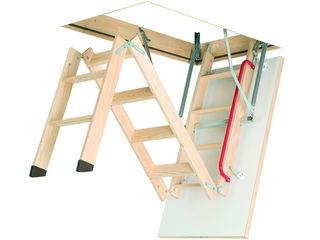 Fakro - чердачные лестницы. Scari de acces in pod