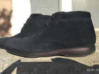 Geox ботинки демисезонные замшевые 42