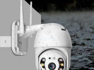 Ip camera wifi exterior ptz 128 gb ip камера wifi видеокамера видеонаблюдения уличная solar