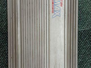 Urgent! 4x200 real watts