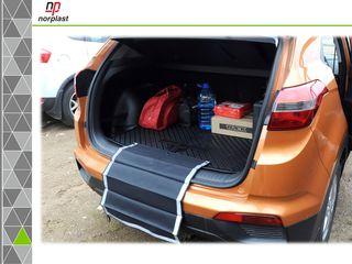 Covoras portbagaj Накидка-фартук на задний бампер , в багажник, covorase коврики в салон Norplast