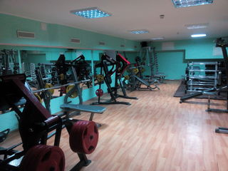 Fitnes Club
