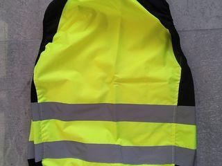 Vestă reflectorizantă moto / Светоотражающий жилет