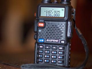 Радиостанция Baofeng UV-5R, рация професиональная двух диапозонная