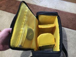 сумка для фотоаппарата (б/у)