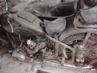 Alte mărci K750 Ural M72