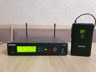 Shure SLX14 wireless (distanta) pentru instrument. Original! Frecvente bune!