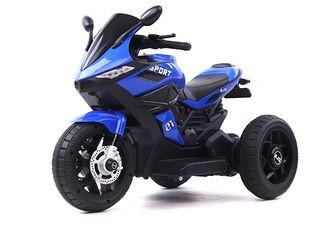 Электромотоцикл Bambi M 4454L-1 Blue