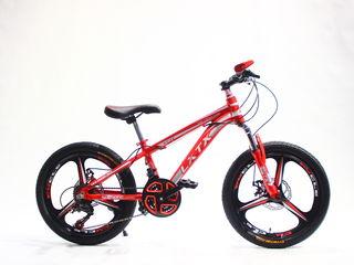 New::biciclete titan sportive,shimano pentru 6-9 anisori,posibil in rate la 0% comision