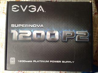 EVGA Supernova 1200w P2