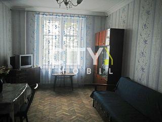 Se da in chirie apartament cu 3 camere, Chișinău,Centru 68 m