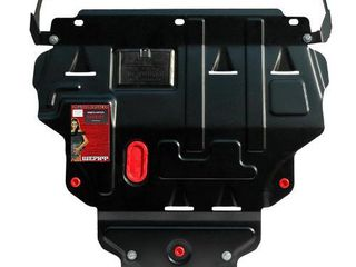 SheriFF.Auto scut pentru carter. Protectie motor.Защита картера(стальная,заводская,грунтованная).