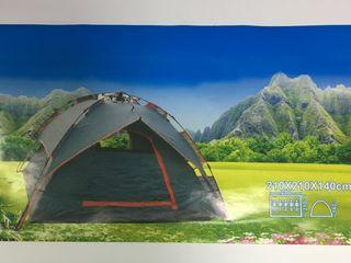 Автоматическая палатка.