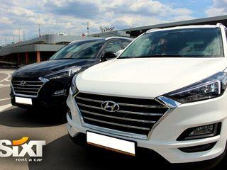 Hyundai Tucson - Inchiriere auto / Arenda Auto / Prokat auto / Аренда Авто - 29 Euro / zi
