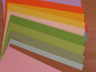 Hartie colorata , A4. si altele.