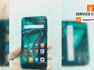 Xiaomi RedMi 4X Sticla sparta – o inlocuim indata!