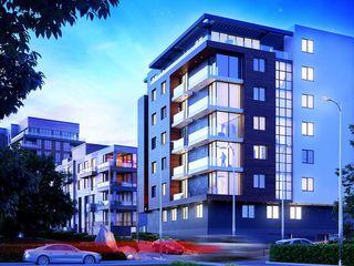 Penthouse ultra-luxos cu 4 odai si terasa!!! Bloc nou. Telecentru.