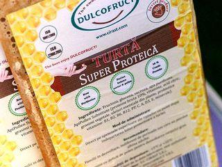 Candi (turta) pentru albine Superproteica (1kg) Candy  - Канди (протеиновая подкормка) для пчел