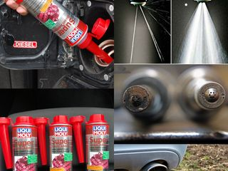 Чистка форсунок super diesel additiv