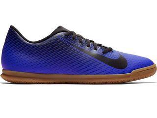 Бутсы футзальные Nike BravataX II IC 844441-400, темно-синий, черный, US, 8