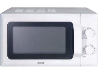 Микроволновая печь Vesta MWO-M2007WH/Cuptor cu microunde 20 litri/garantie/livrare Gratuita/999 lei
