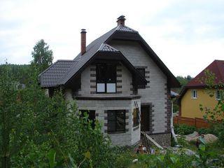 Casa din termobloc. Singera