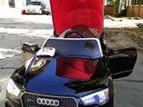 Audi 4x4 decapotabil Nou-Masina electrica pentru copii.