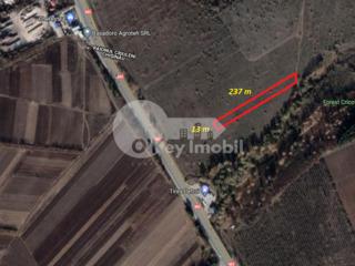 Teren, 30 ari în apropiere de traseu M2, 11 km de la Chisinau, 16500 €