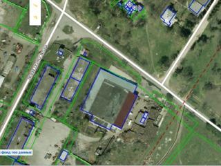 Земельный участок  6 соток, и склад 320м2   Гидигич. 45.000!!!