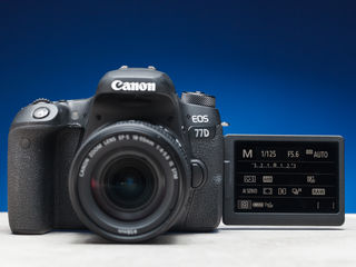 Canon 77D Body Nou