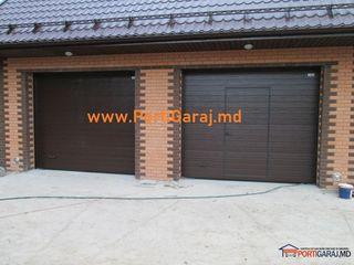 Porti automate; Porti sectionale; Porti garaj automatizari