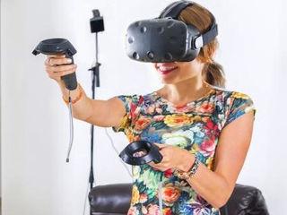 Система виртуальной реальности HTC VIVE + компьютер
