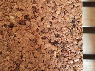 Izolatie fonica si termica cu pluta naturala si foi din pluta pentru pardoseli.