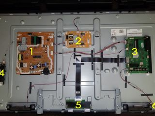 Piese pentru Panasonic LCD TV, TX-42A400B